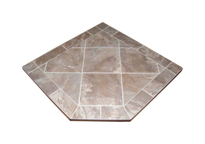 By The Fire  Canyon  Ceramic  Hearth Pad
