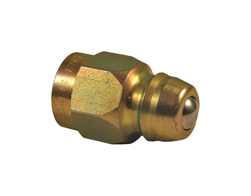 Universal  Brass  Hydraulic Adapter  1/2 in. Dia. 1