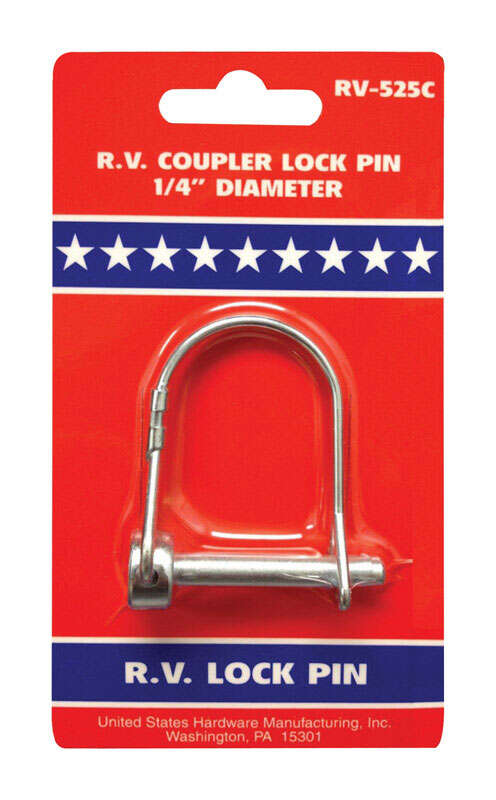 US Hardware  Coupler Pin  1 pk