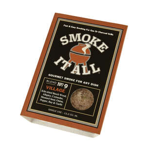 Smoke It All  Village  Bay Leaves And Onion  Smoking Dust  3.1 oz.