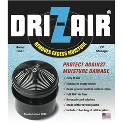 Dri-Z-Air Air Pot Dehumidifier 1 pk