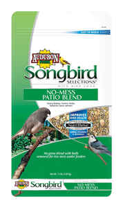 Audubon Park  Songbird Selections  Assorted Species  Wild Bird Food  Millet  11 lb.