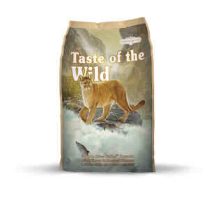 Taste of the Wild  Canyon River  Trout and Salmon  Dry  Cat  Food  Grain Free 5 lb.
