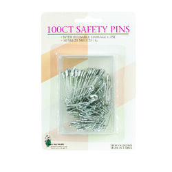 Good Old Values Safety Pins 100 pk