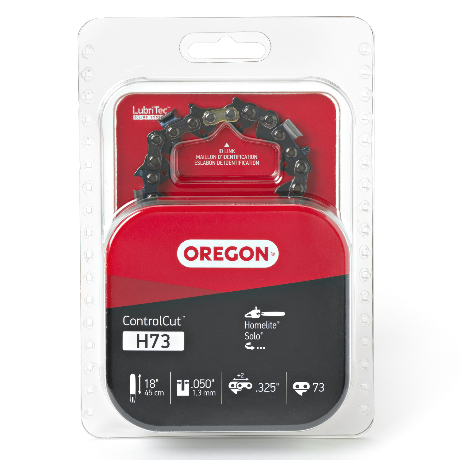 Oregon  18 in. L 73 links Chainsaw Chain