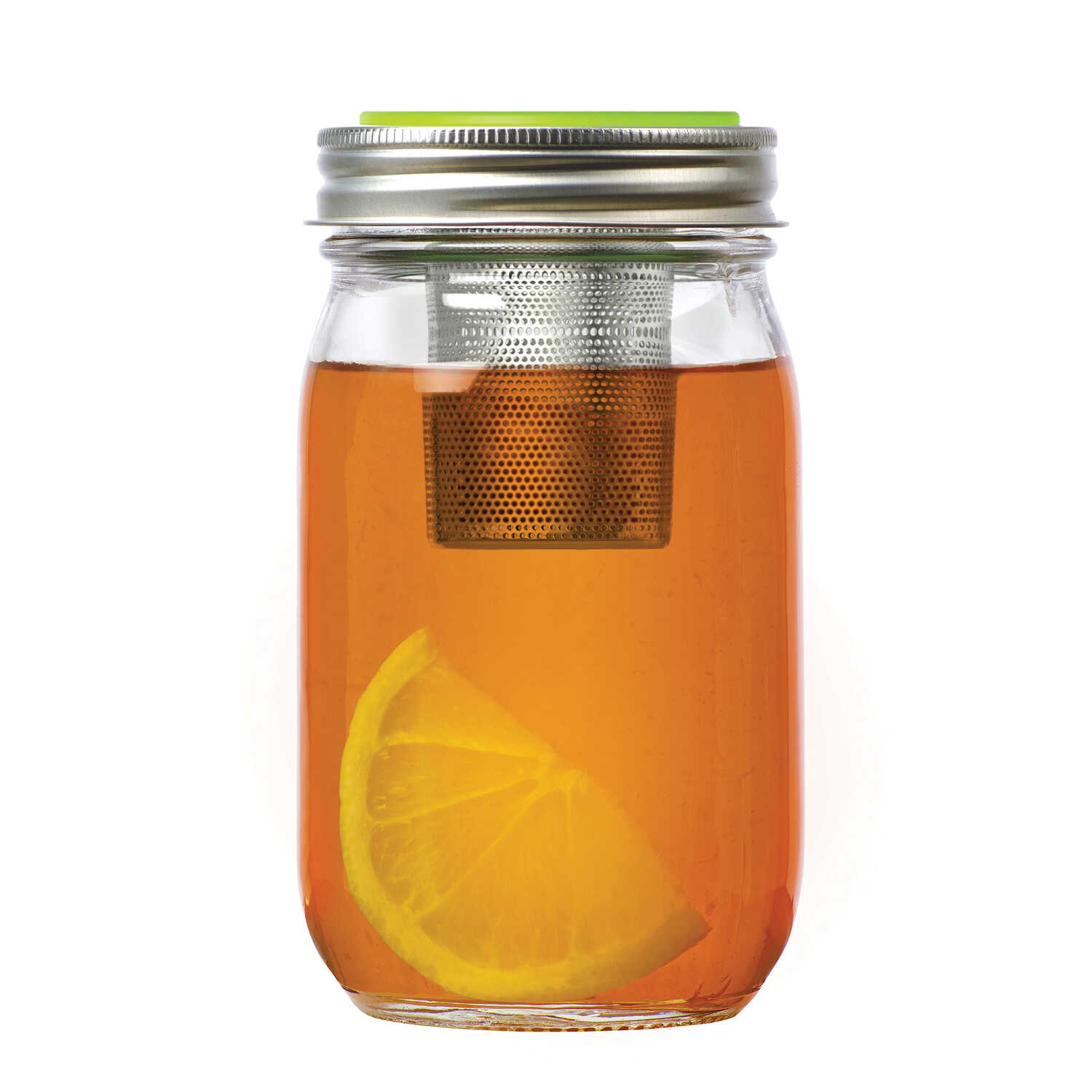 Jarware  Regular Mouth  Tea Jar Infuser  1 pk