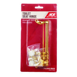 Ace Brass Toilet Seat Hinge