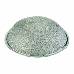 Broan  10-1/2 in. W Silver  Range Hood Filter