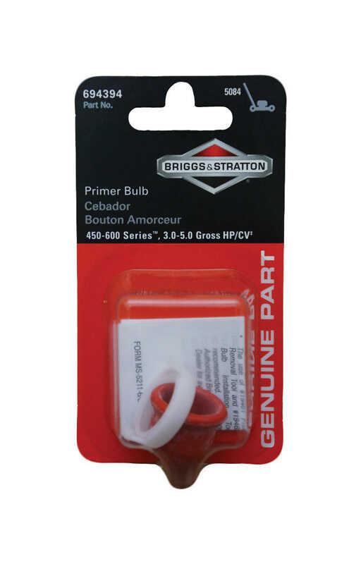 Briggs & Stratton Primer Bulb 1 each - Ace Hardware