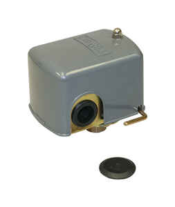 Merrill  20 psi Switch Pressure with Low Pressure Cut-Off