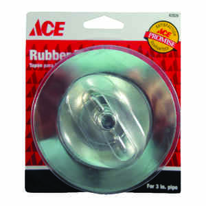 Ace  Rubber  Test Plug