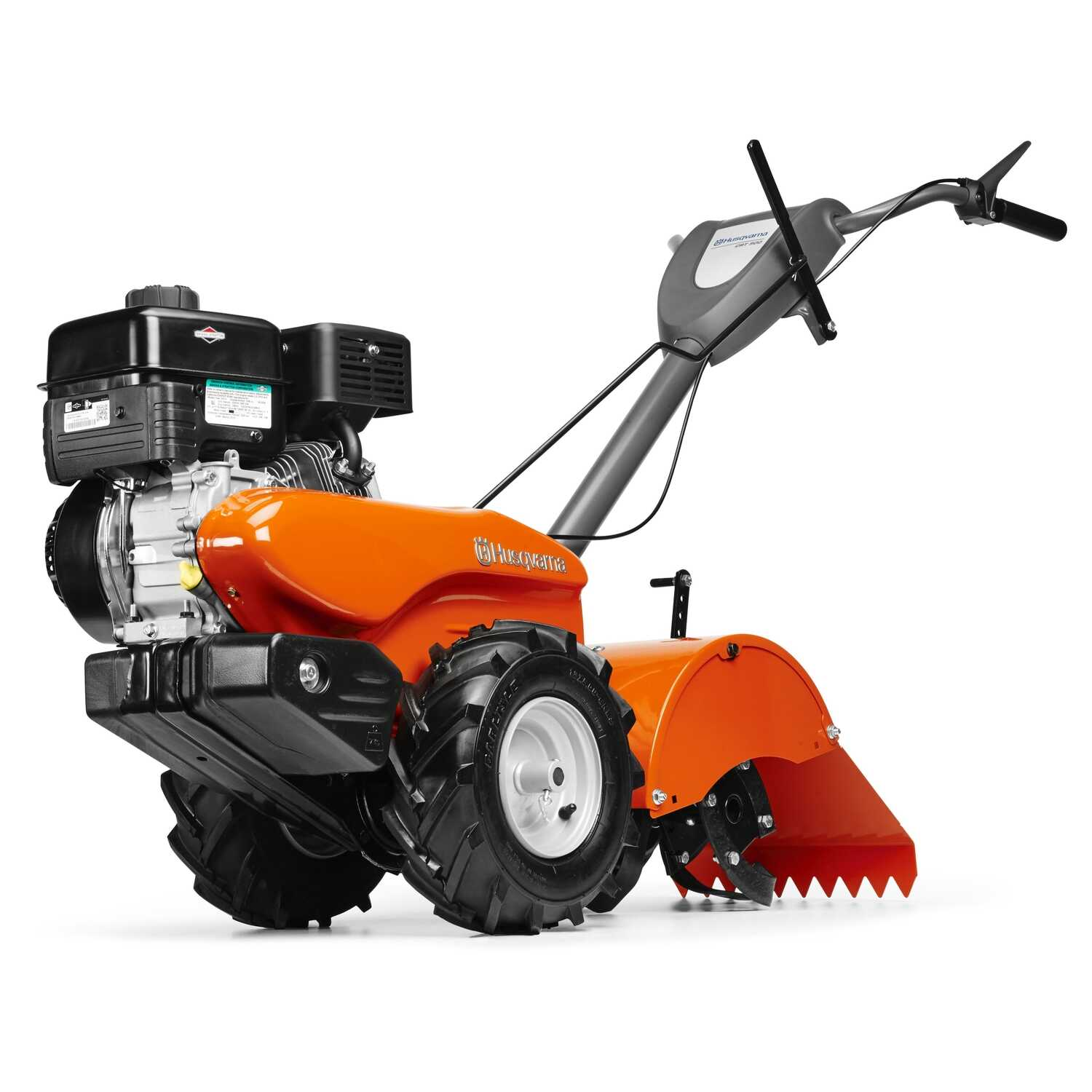 Husqvarna  6 in. 4-Cycle  208 cc Tiller