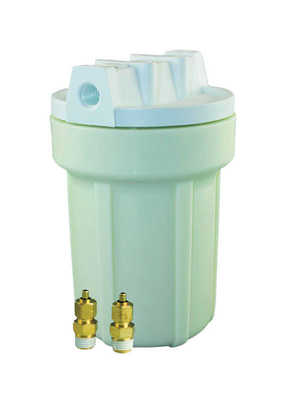 Watts  Water Filter Housing  For Under Sink