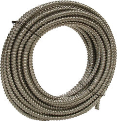 Southwire  1/2 in. Dia. x 100 ft. L Aluminium  Flexible Electrical Conduit  For FMC