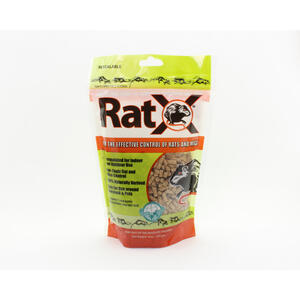 RatX  Non-Toxic  Bait  Pellets  For Mice and Rats 8 oz. 1 pk