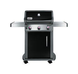Weber  Spirit E-310  Liquid Propane  Grill  Black  3 burners