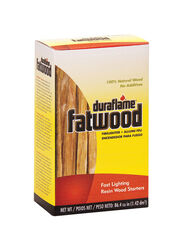 Duraflame Fatwood Wood Fire Starter