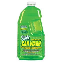 Simple Green  Concentrated Liquid  Car Wash Detergent  67.6 oz.