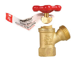BK Products  Brass  Boiler Drain Valve
