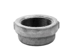 Anvil  1/2 in. FPT   Galvanized  Malleable Iron  Cap