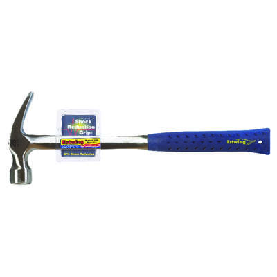 Estwing  28 oz. Smooth Face  Framing Hammer  Steel Handle