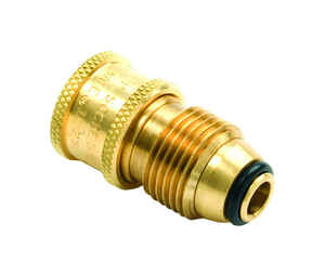 Mr. Heater  Brass  Quick Connect Adapter
