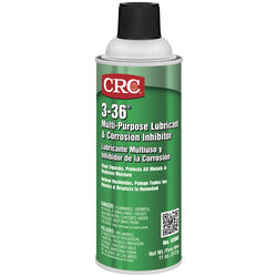 CRC  3-36  Liquid  Penetrating Solvent  11 oz. 1 pk