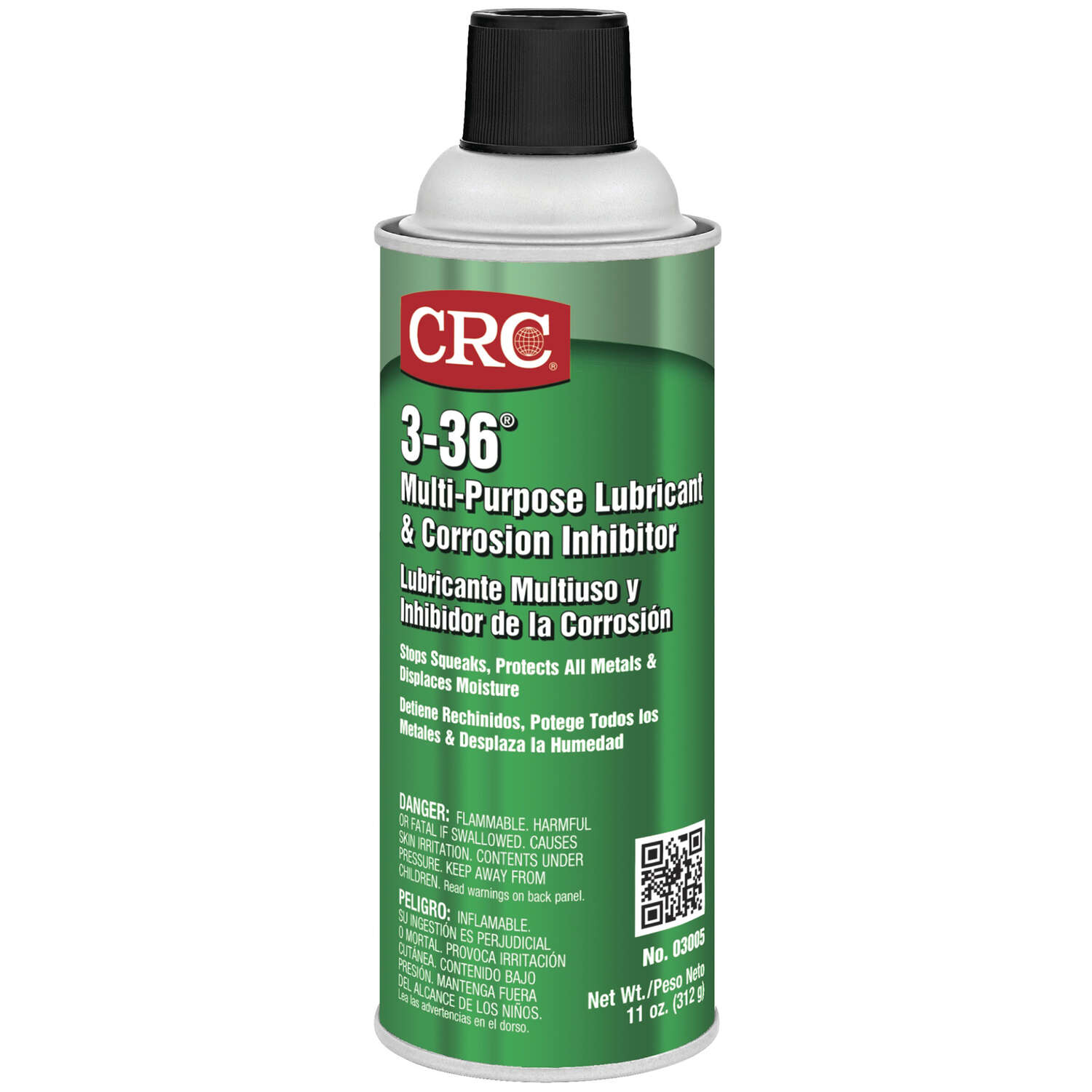CRC  Liquid  Penetrating Solvent  11 oz. 1 pk