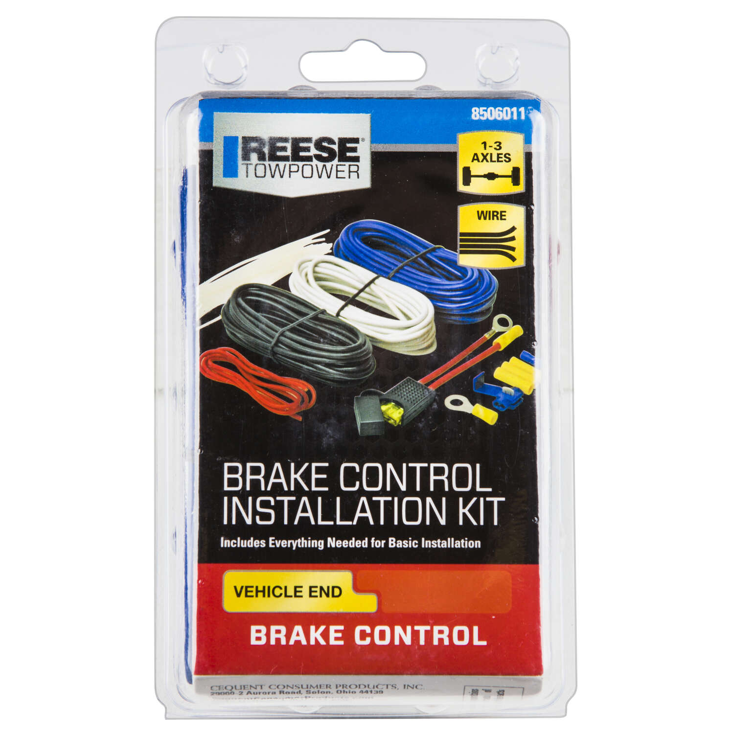 Reese  Brake Installation Kit