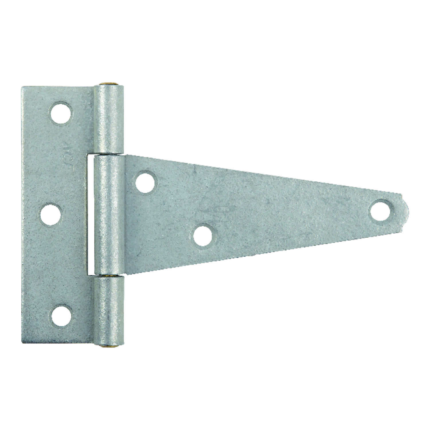 Ace  4 in. L Galvanized  Steel  Heavy Duty T Hinge  1 pk