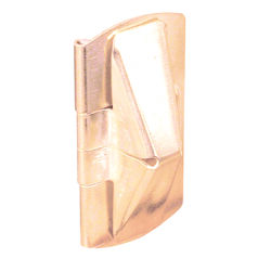 Prime-Line Brass-Plated Steel Window Lock 1 pk