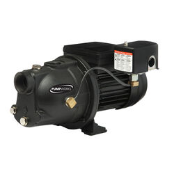 Pump Works  1/2 hp 9.8 GPM gph Cast Iron  Shallow Well Jet Pump