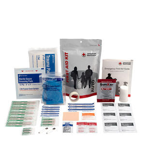 First Aid Only  Auto  First Aid Kit  33 count