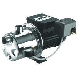 Burcam  3/4 hp 900 US GPH gph Stainless Steel  Shallow Well Pump