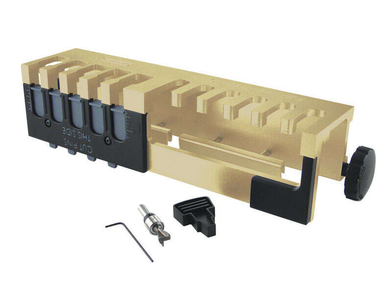 General Tools  Aluminum  Dovetail Jig Kit  1 in. 1 pc.