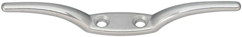 National Hardware  Stainless Steel  Rope Cleat  55 lb. capacity 6 in. L