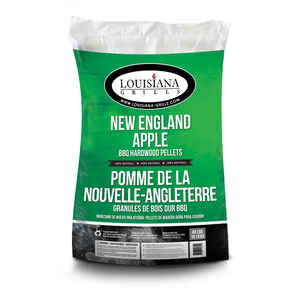 Louisiana Grills  Apple  Wood Pellets  40 lb.