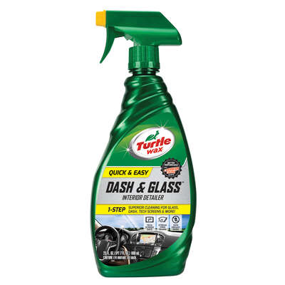 Turtle Wax Dash & Glass Interior Detailer Spray 23 oz.