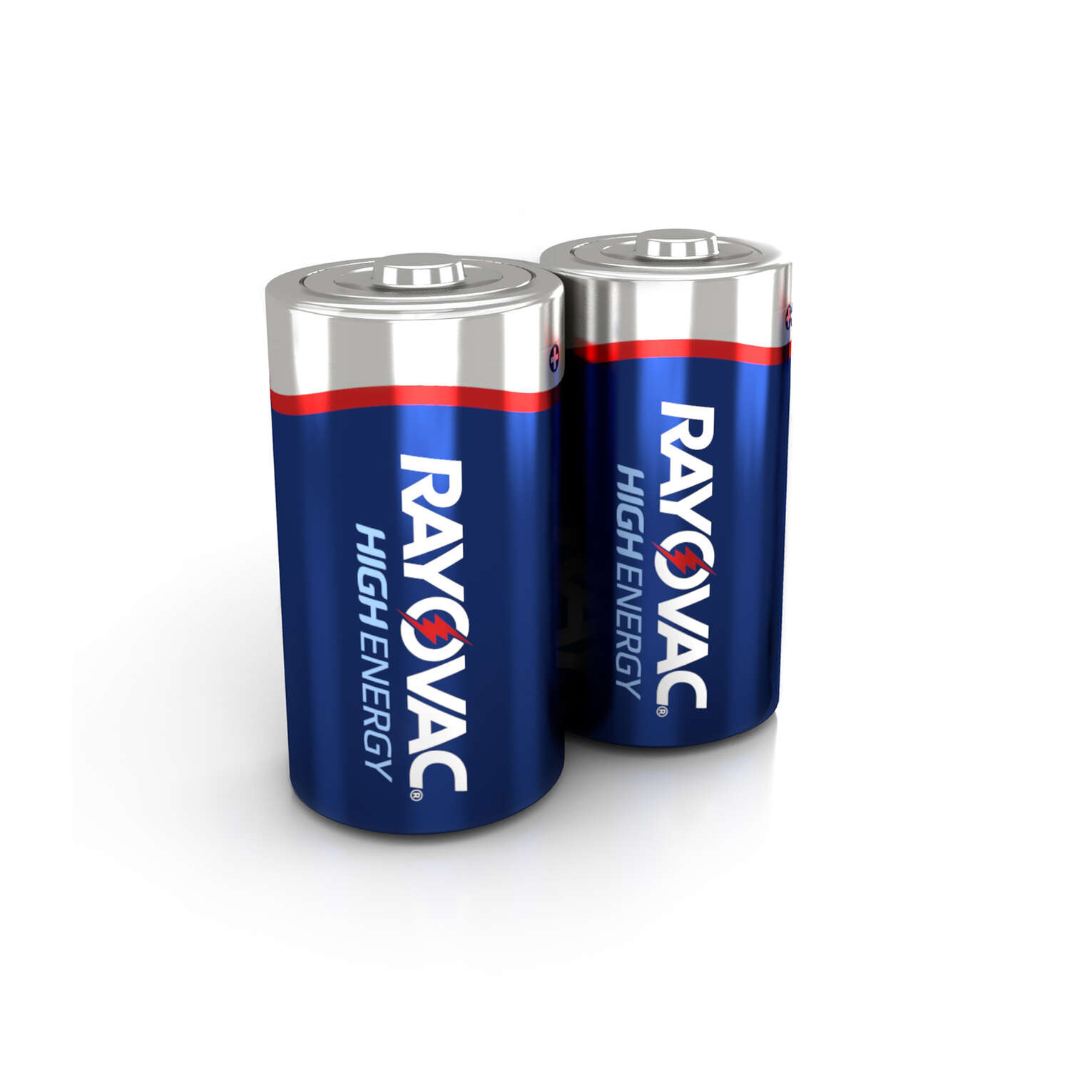 Rayovac  C  Alkaline  Batteries  1.5 volts Carded  2 pk