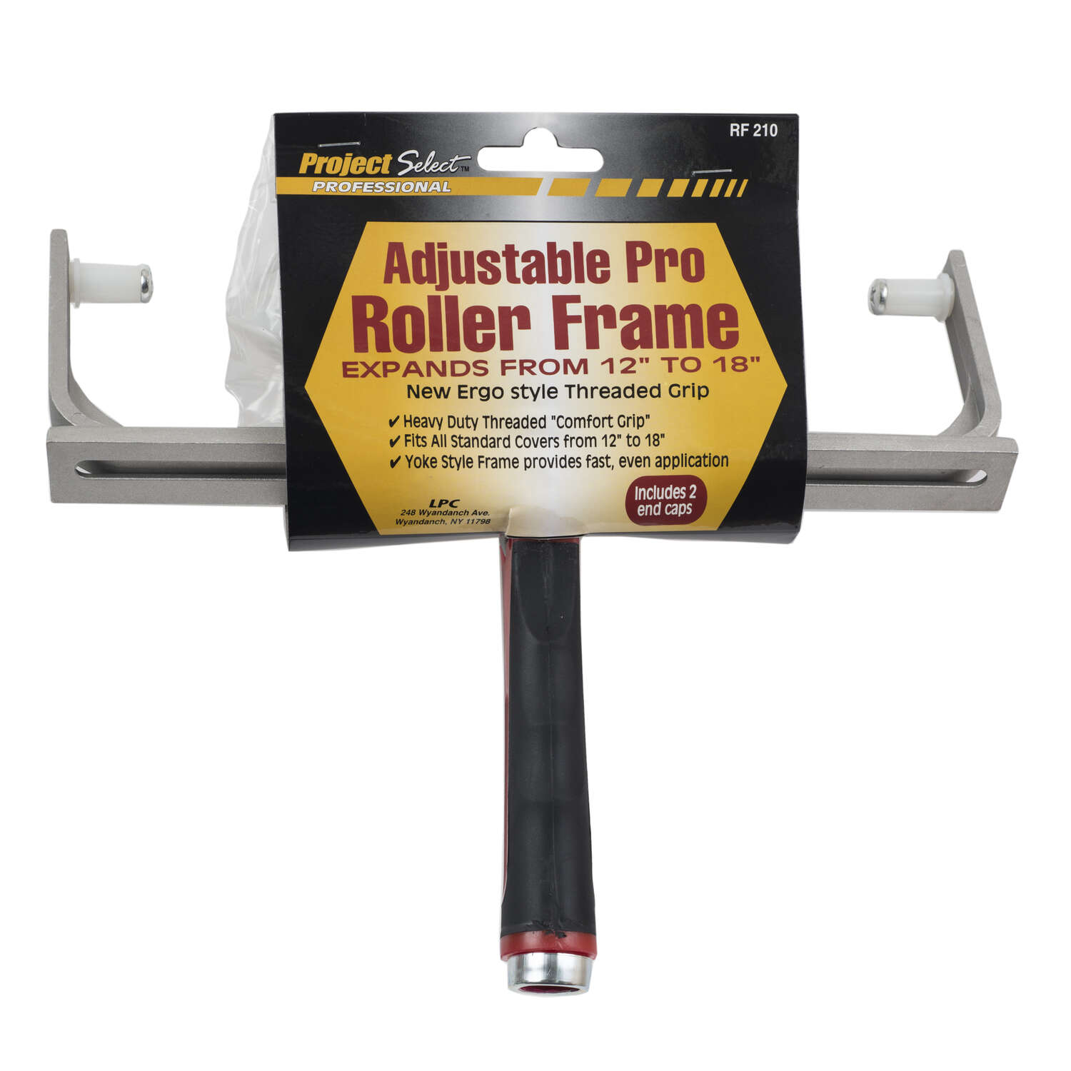 Project Select  12-18 in. W Paint Roller Frame  Threaded End