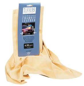 Acme  Sheep Skin  Chamois  5.6 in. L x 6.5 in. W 1 pk