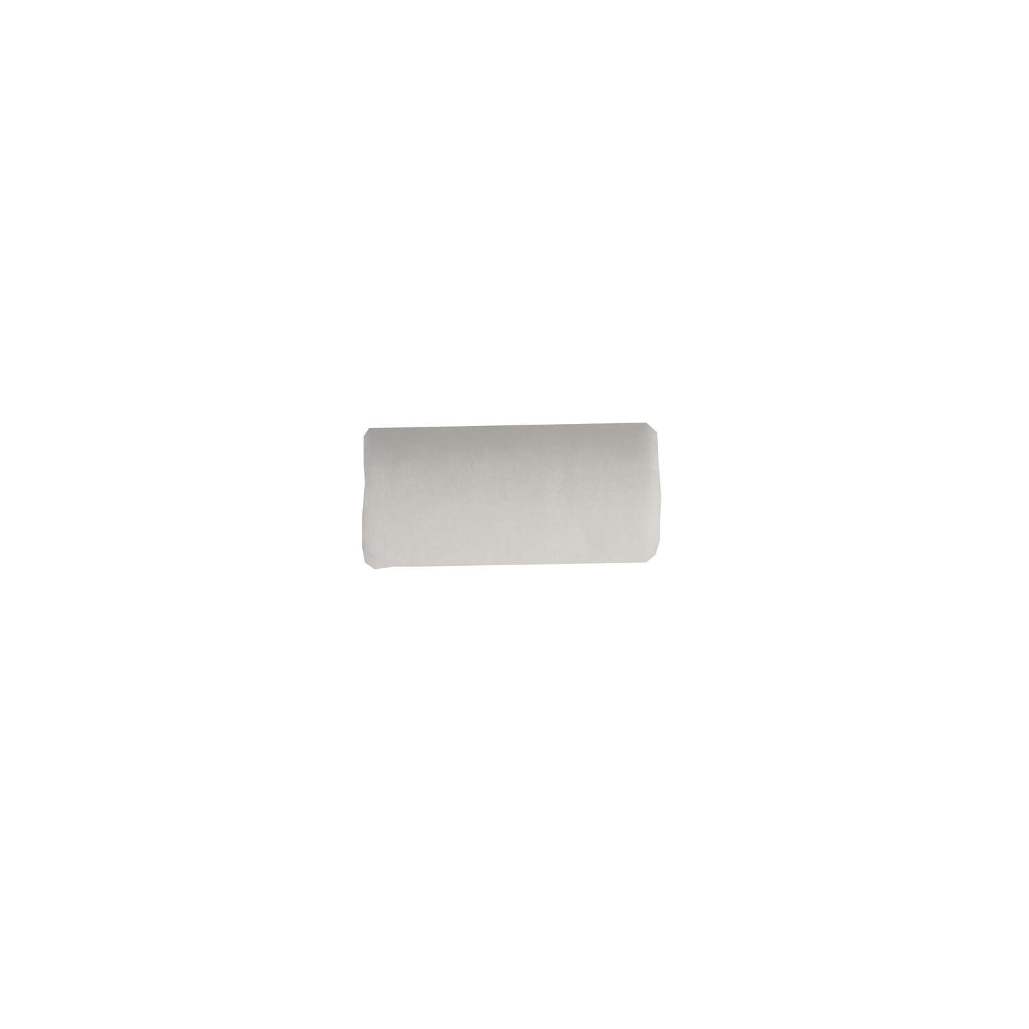 Benjamin Moore  Fabric  3/8 in.  x 4 in. W Paint Roller Cover  1 pk