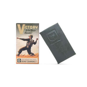 Duke Cannon  Big Ass Brick of Soap  Smells Like Victory Scent 10 oz. Bar Soap
