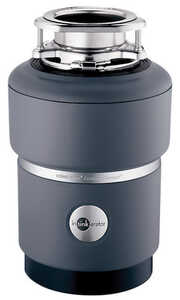 InSinkErator  Garbage Disposal  3/4 hp Gray