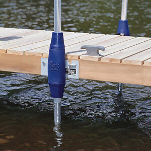 Tommy Docks  Blue  PVC  Dock Bumper Tools