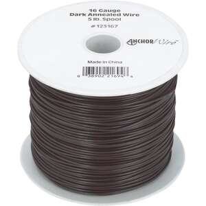 HILLMAN  50 ft. L Steel  16 Ga. Black Annealed  Mechanics Wire