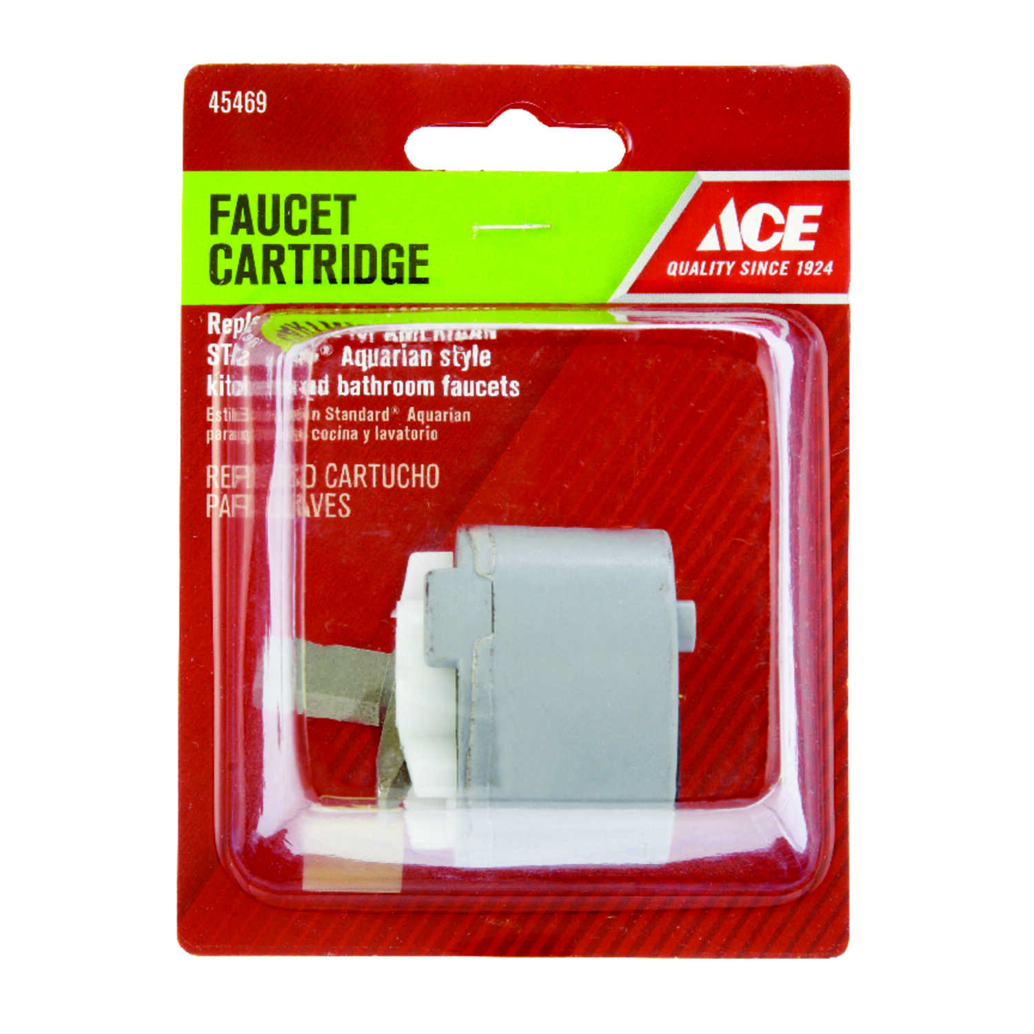 Ace  Hot and Cold  AM-1  Faucet Cartridge  For American Standard & Sears