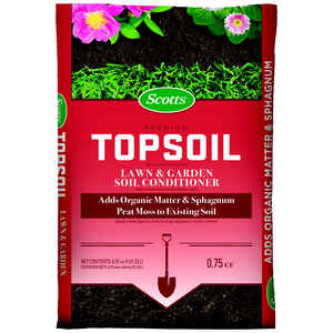 Scotts  Premium  Top Soil  0.75 cu. ft.