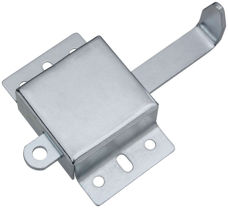 National Hardware 5-1/2 in. W Steel Side Lock