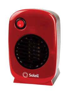 Soleil  200 sq. ft. Electric  Ceramic  Portable Heater
